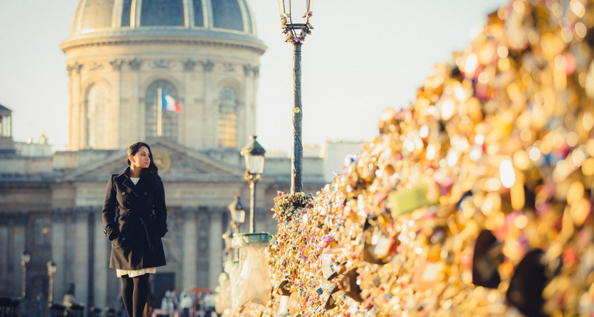 Every Woman Deserves a Beautiful Photo in Paris