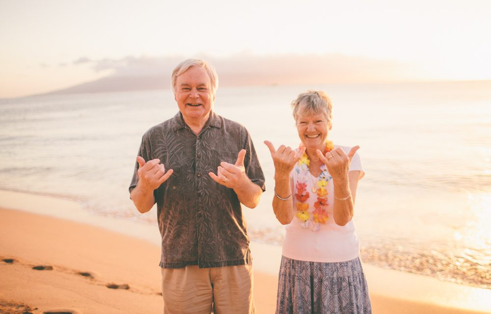 Madly in Love in Maui After 50 Years