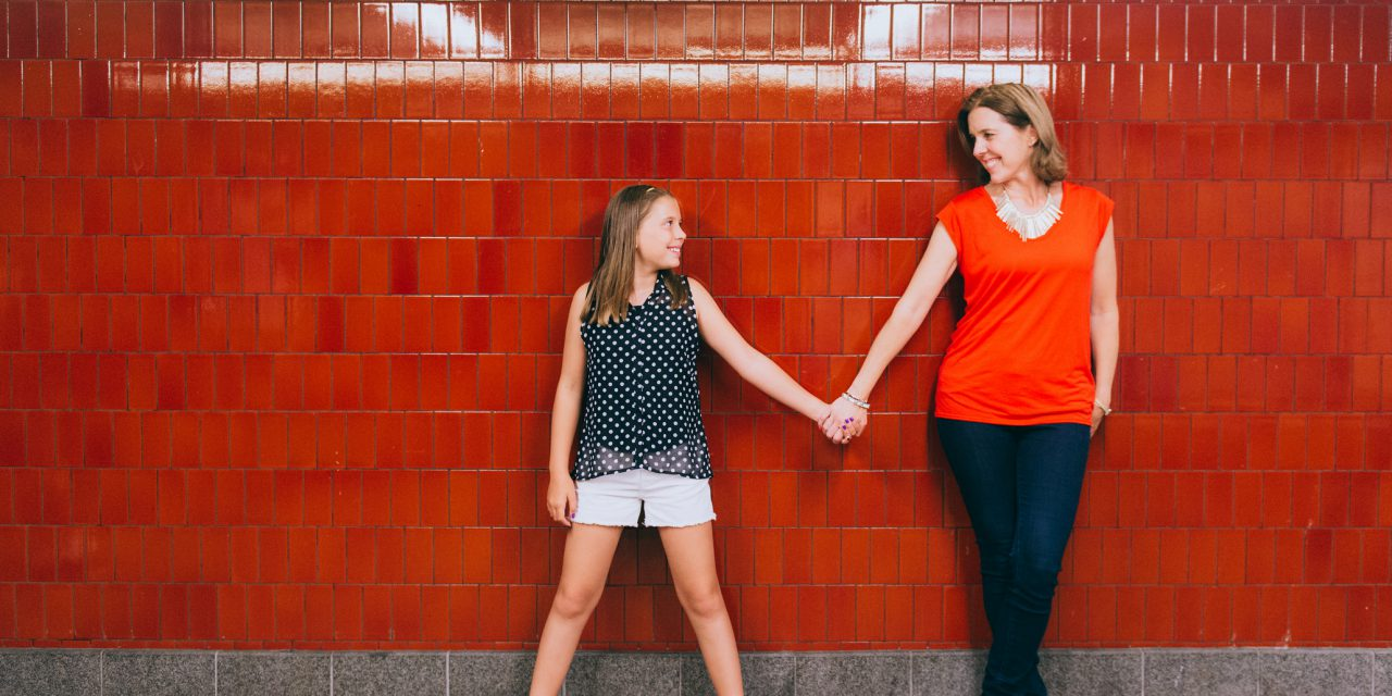 Mom & Daughter NYC Birthday Trip