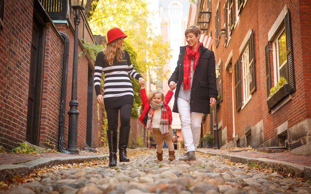 Fall Colour in Historic Boston