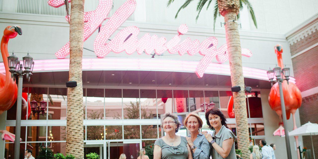 Flo's 80th Birthday in Vegas