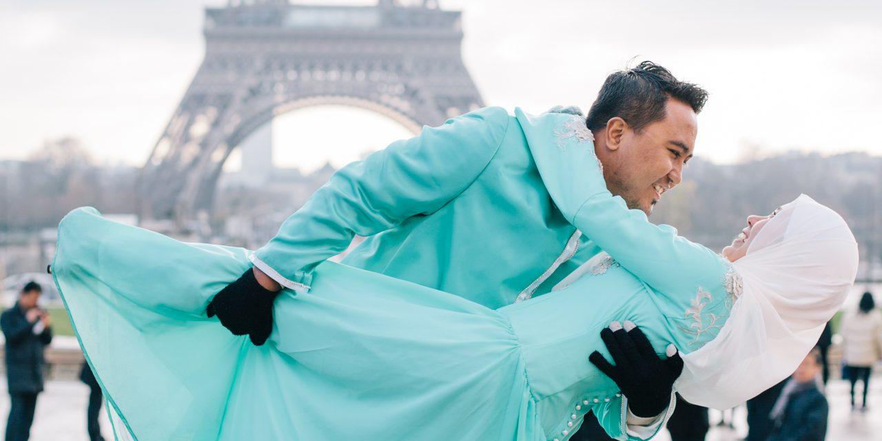 Dancing through Europe