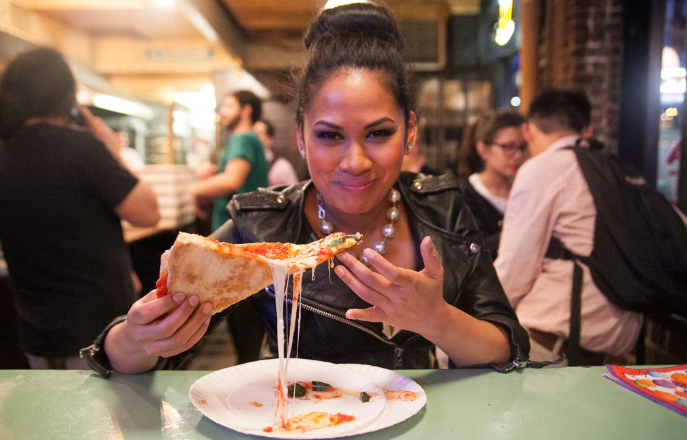 Top 5 Pizzerias in NYC