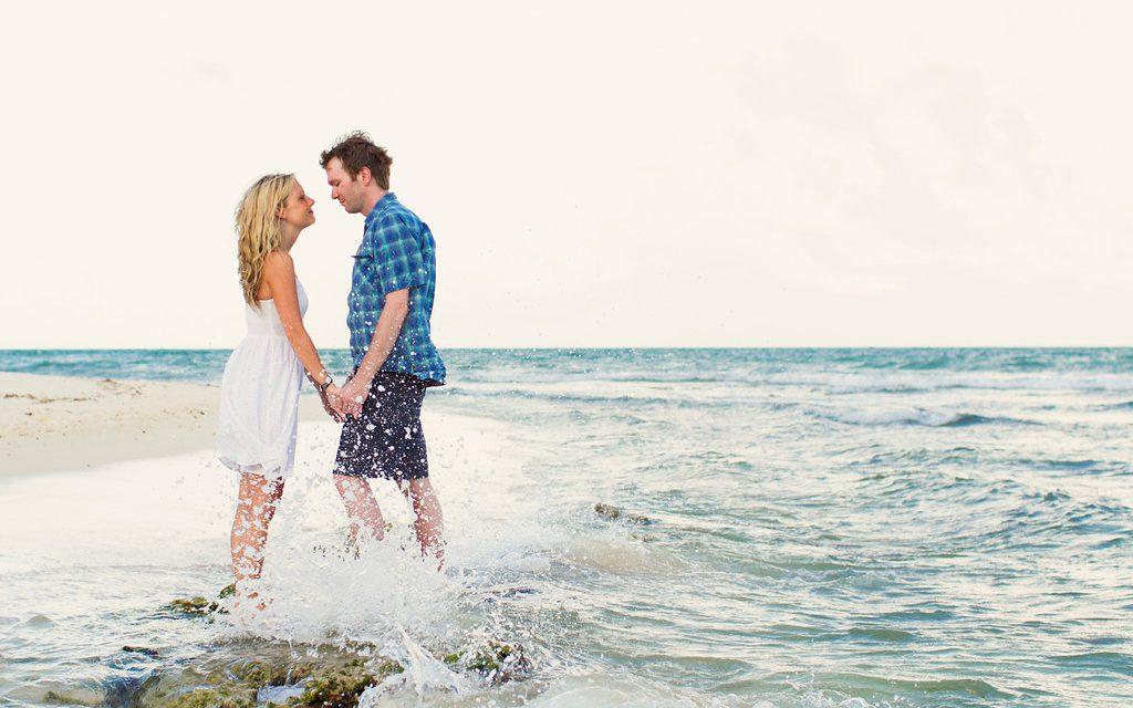 Romantic Honeymoon in Playa del Carmen