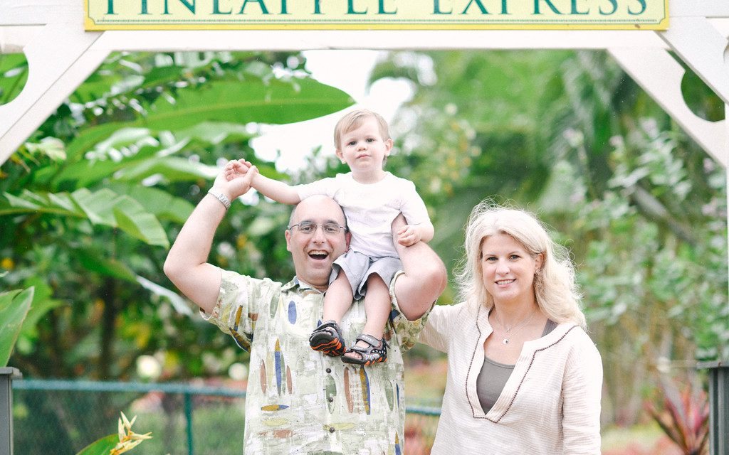 Pineapples, Trains and Family Joy in Hawaii