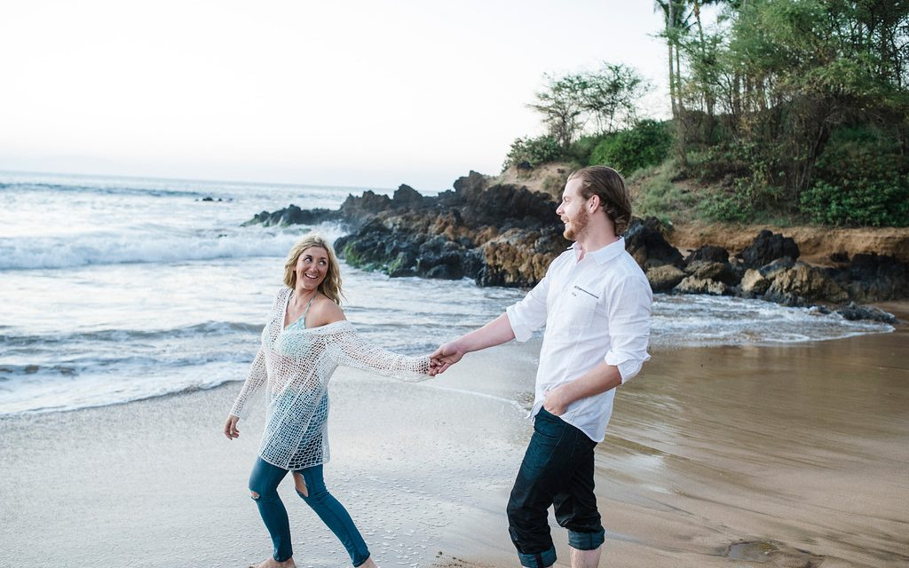 Newlywed Bliss in Maui