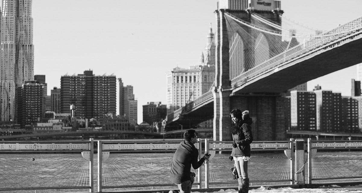 Top 5 Ideas for Where to Propose in New York City