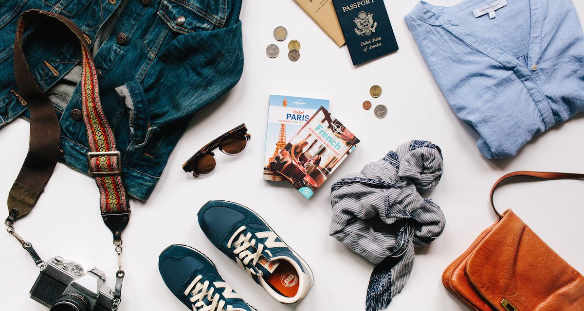 Top 5 Travel Essentials: What You Need to Pack for A Spring Vacation to Europe