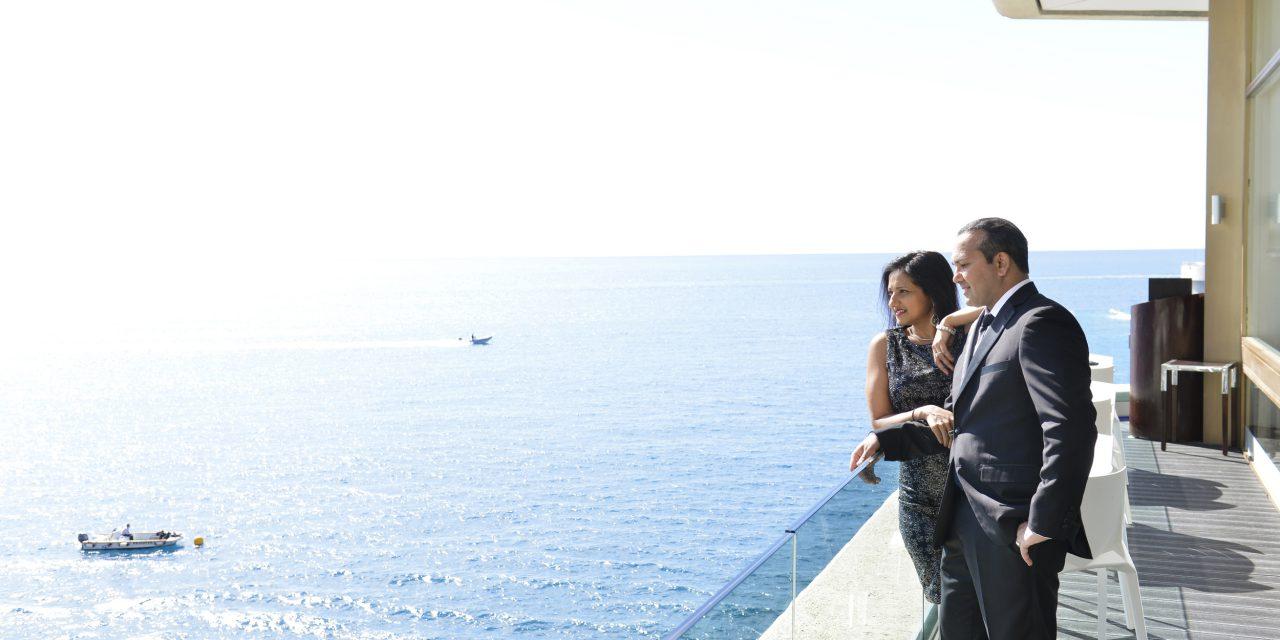 High Rolling Honeymoon in Monaco
