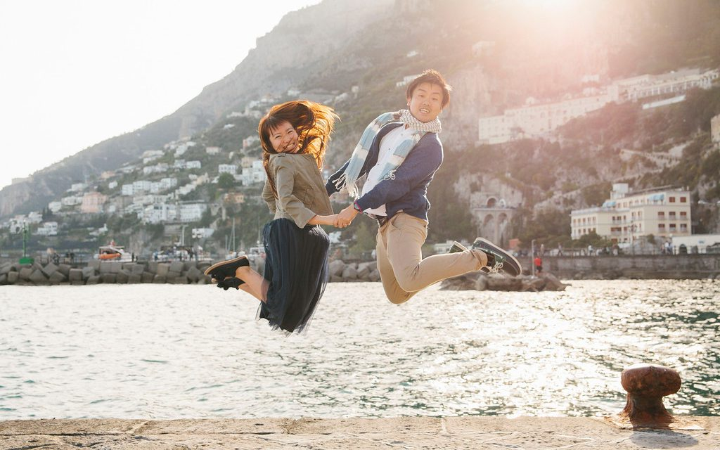 No Words Necessary in Amalfi