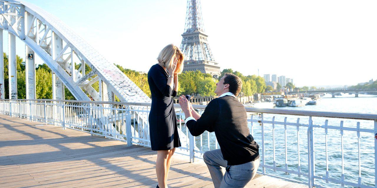Top 5 Eiffel Tower Spots for a Surprise Proposal