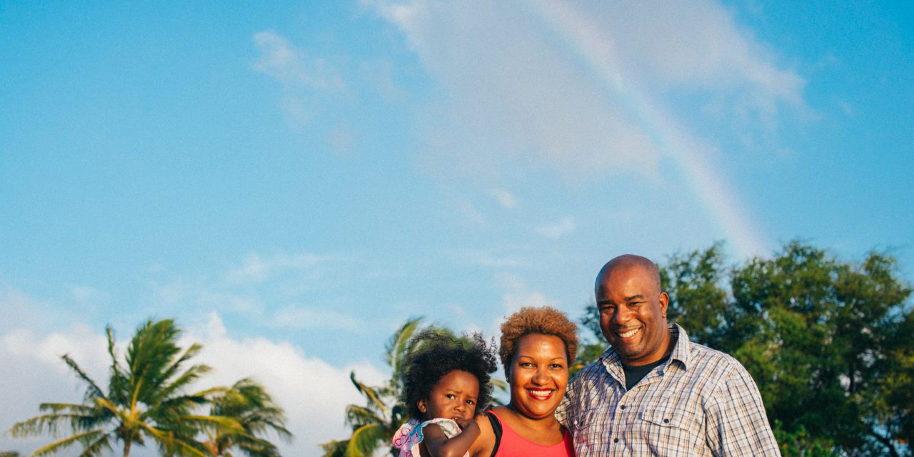 Family Love in Maui with Mama's Guide