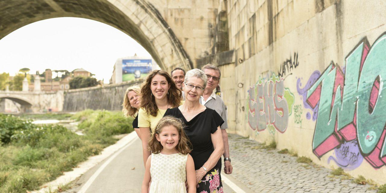 A Family Reunion Abroad