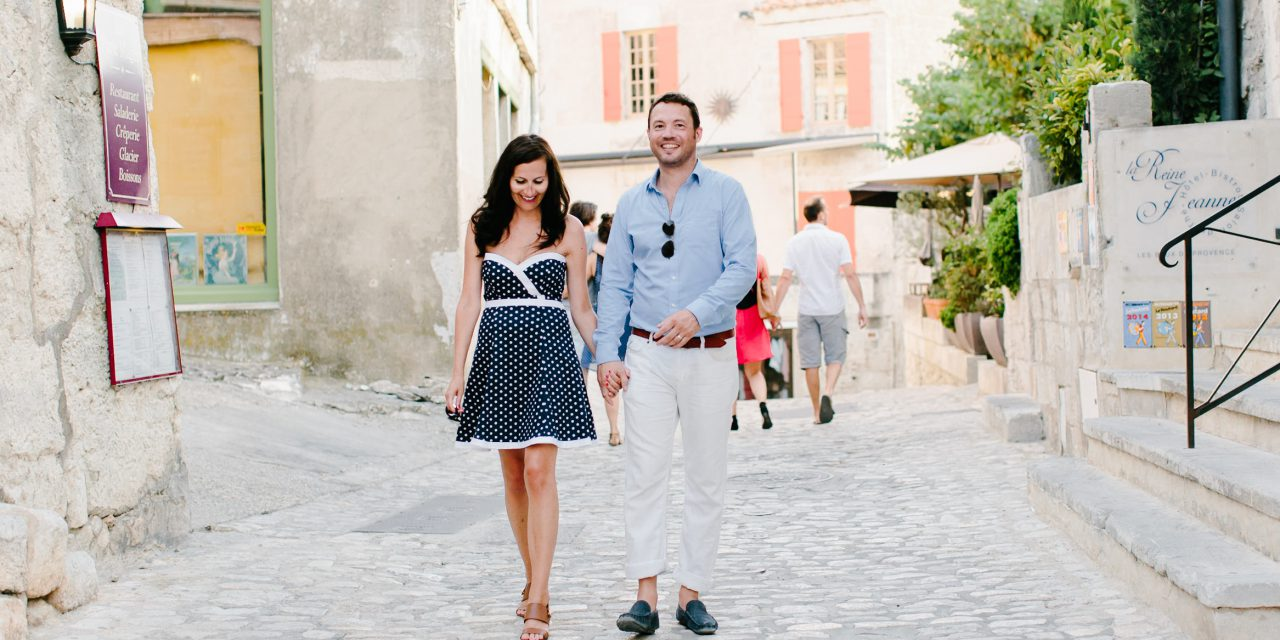 A Stunning Anniversary Celebration in Provence