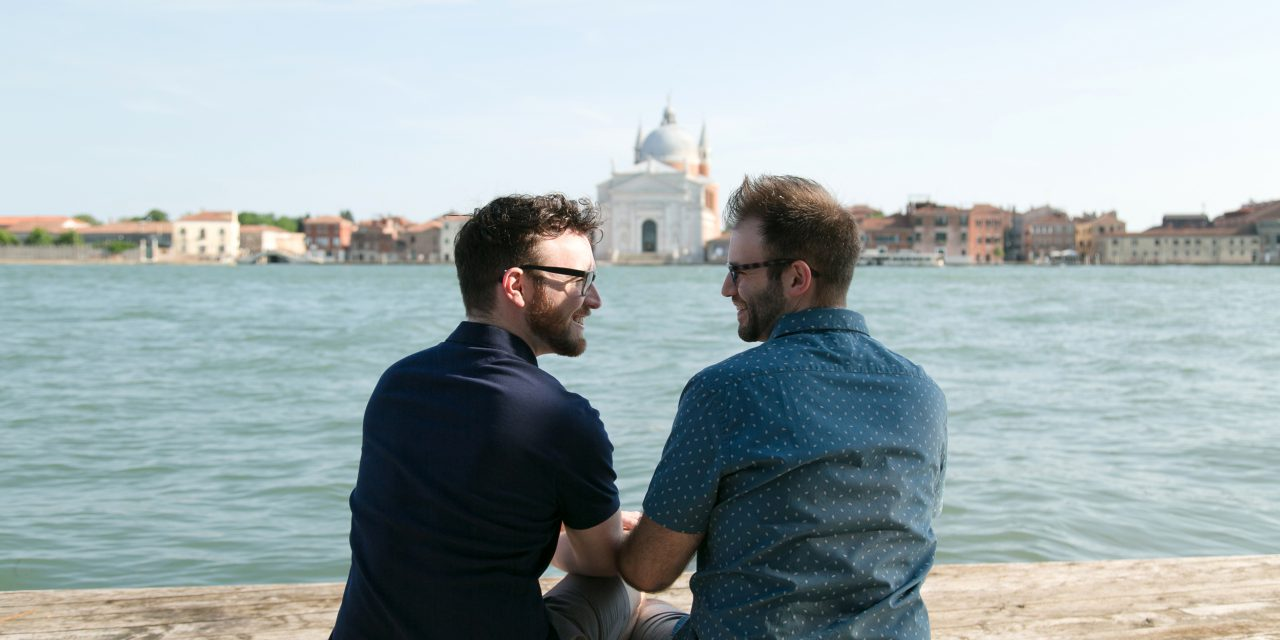 Honeymoon Adventure in Venice