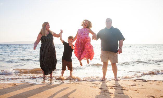 Seaside Family Fun in Maui