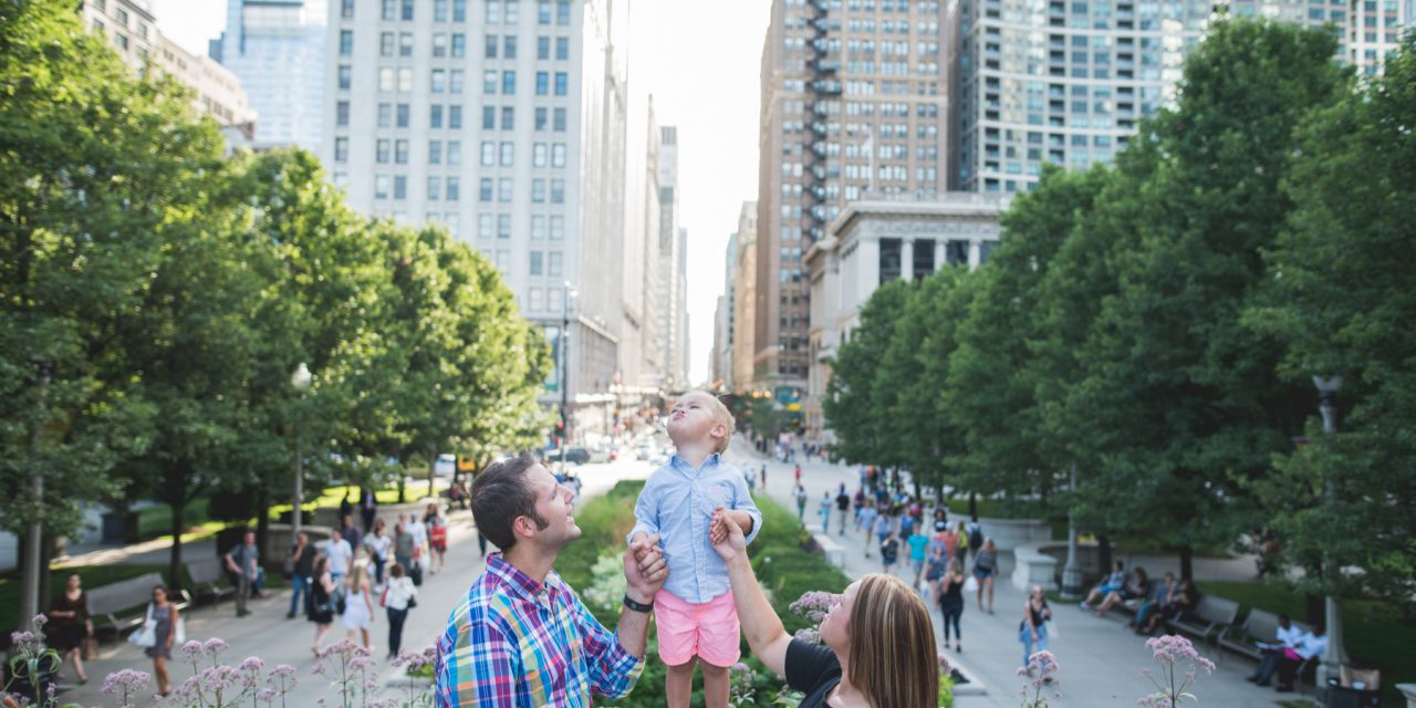 Buses, Trains and A Bucket List Trip to Chicago