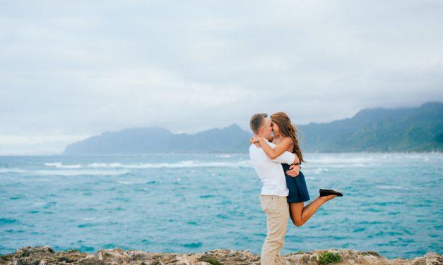 A Majestic Surprise Proposal | Honolulu
