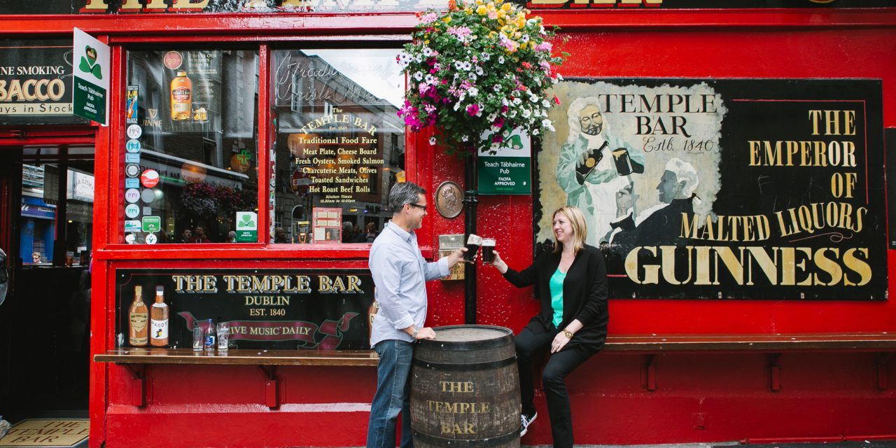 A Romantic Dublin Adventure
