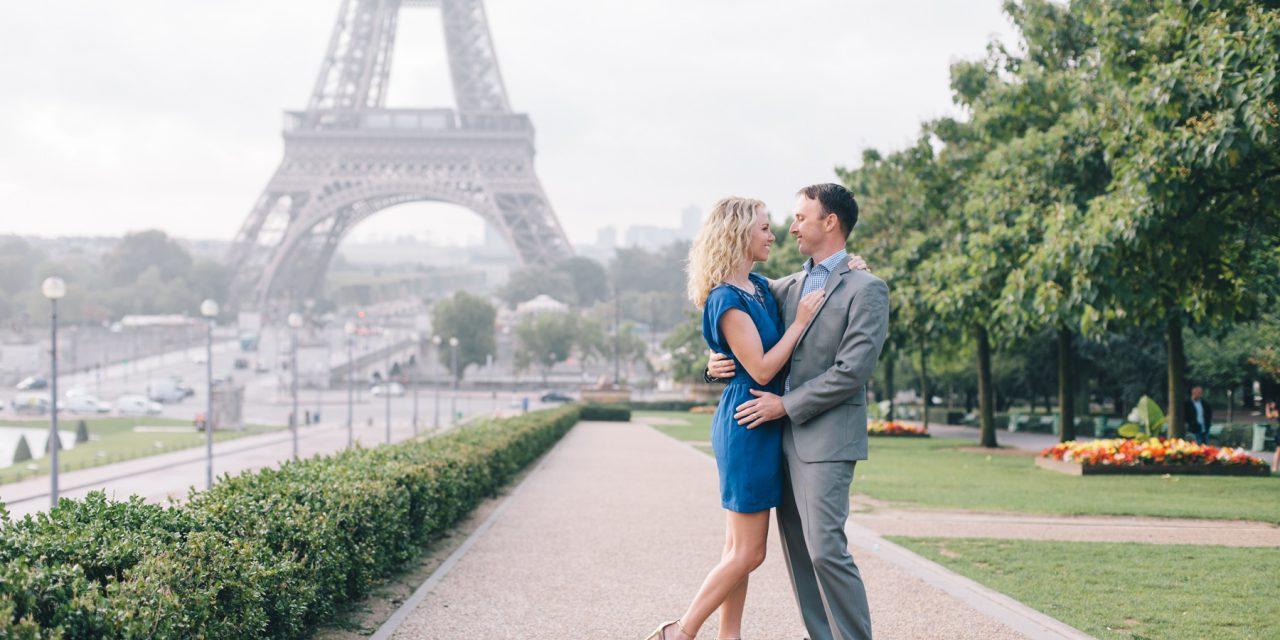 A Deployment Farewell in Paris
