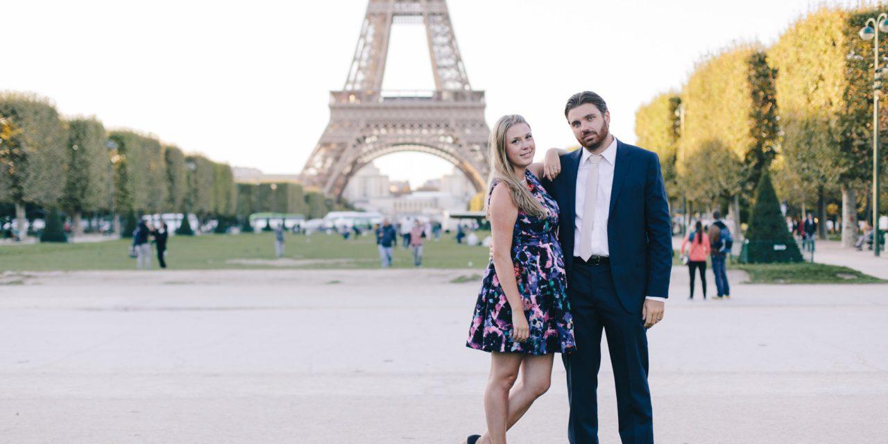 A Parisian Honeymoon Getaway