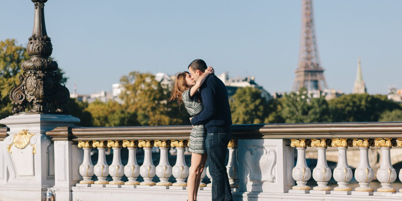 A Sentimental Parisian Proposal