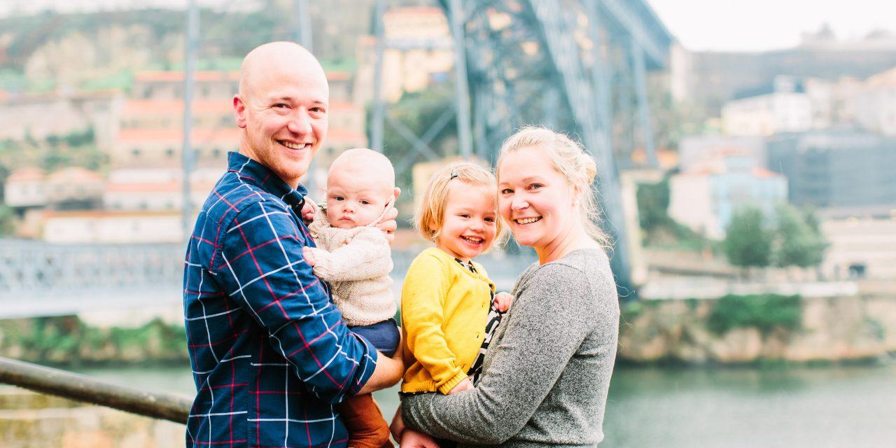 Love & Family in Porto