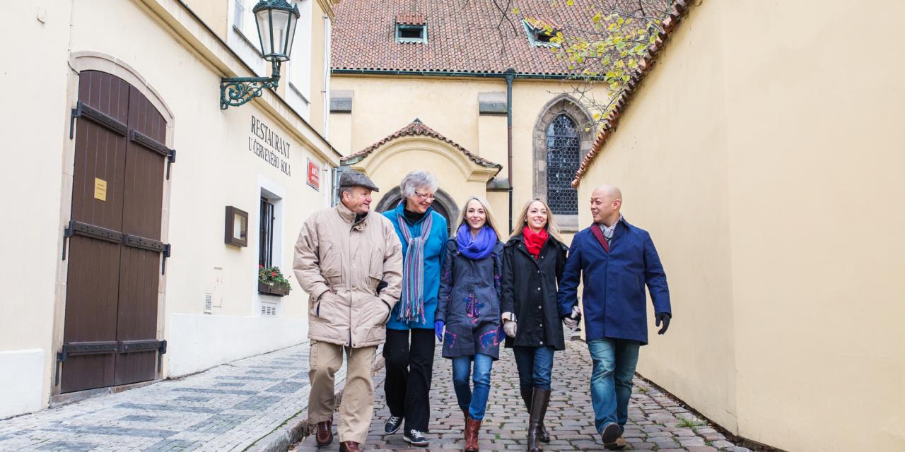 Exploring off the Beaten Path in Prague