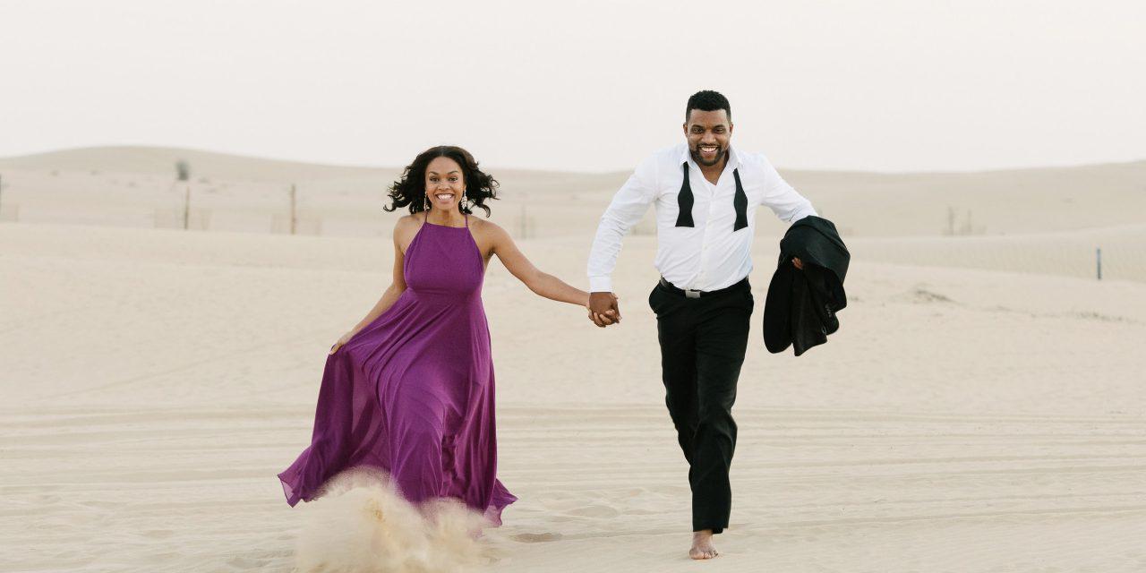 Runaway Romance in Dubai