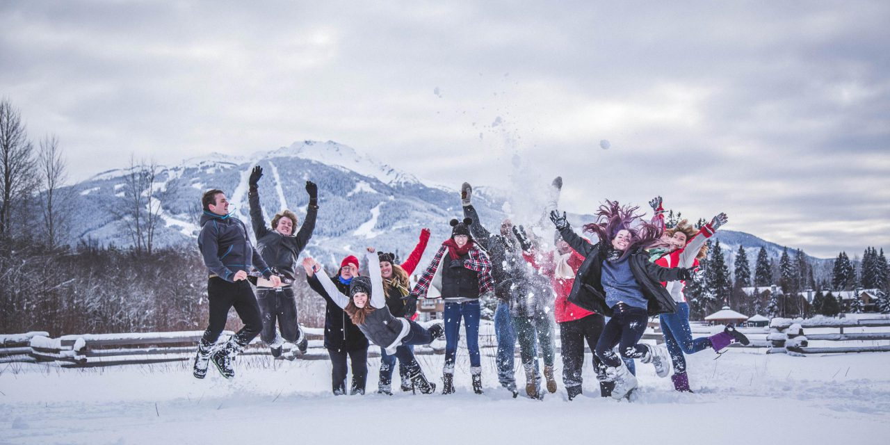 A Family Weekend in Whistler