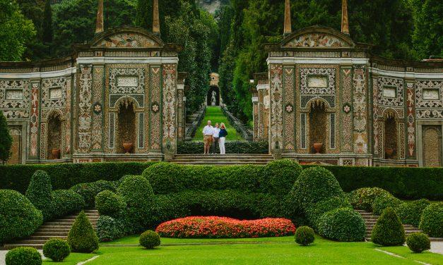 A Visit to the Villas of Lake Como