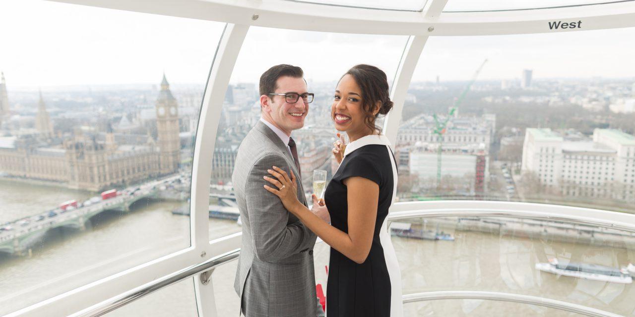 A Last-Minute London Proposal