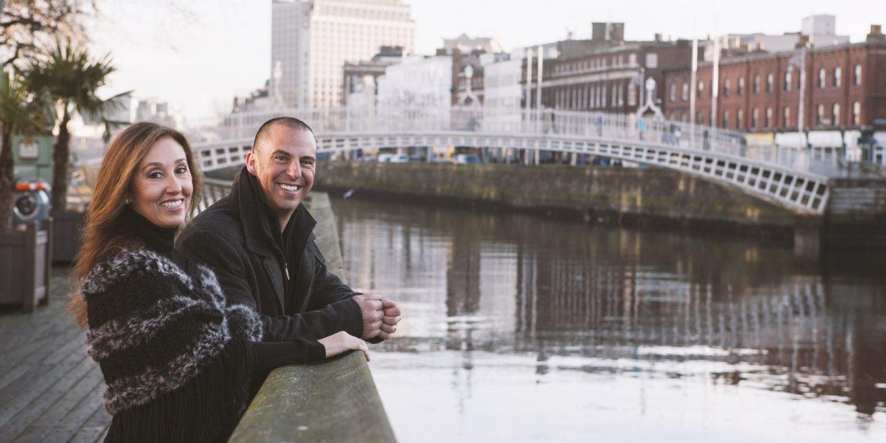 Beginning an Anniversary Adventure in Dublin