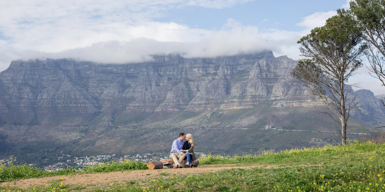 A Breathtaking Cape Town Honeymoon