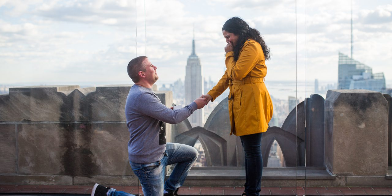 A New York City Scavenger Hunt Proposal