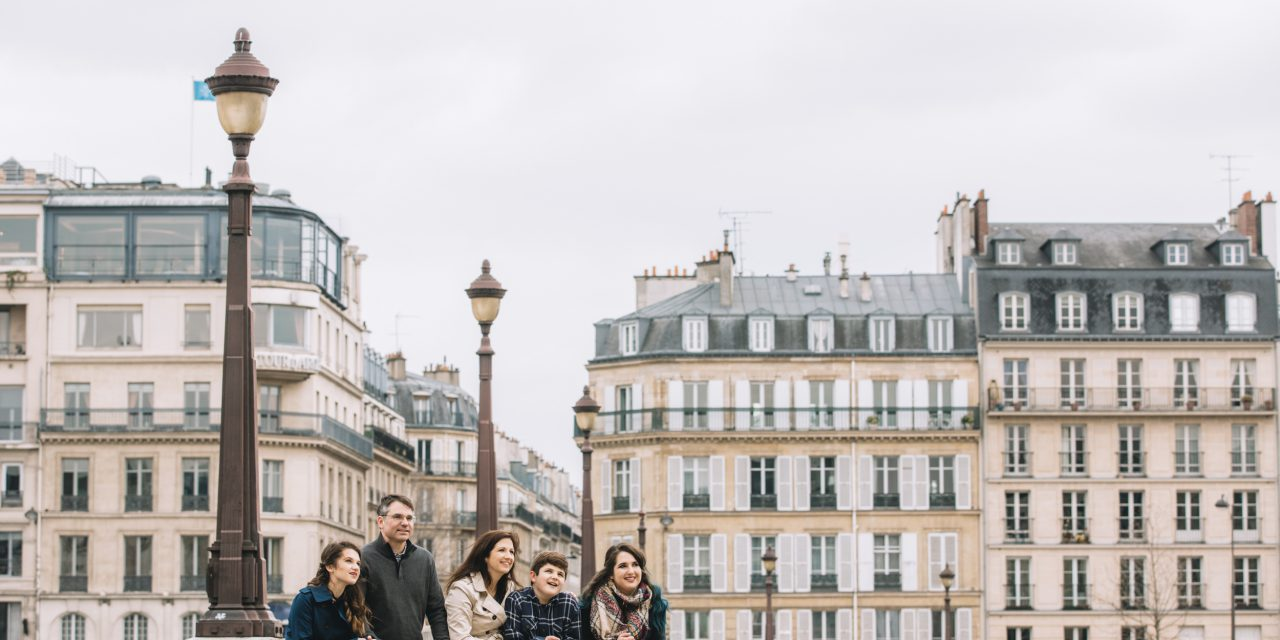 Top 5 Tips for Taking the Kids to Europe