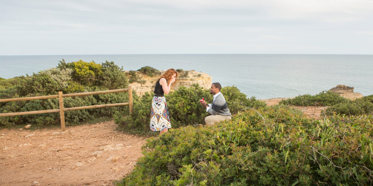 A Perfect Proposal in Portugal