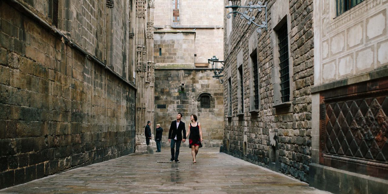 Top 5 Places to Take Photos in Barcelona