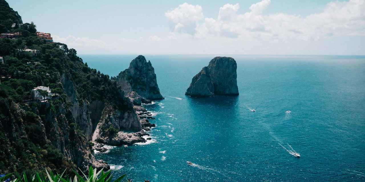 5 Reasons to Visit Capri This Summer