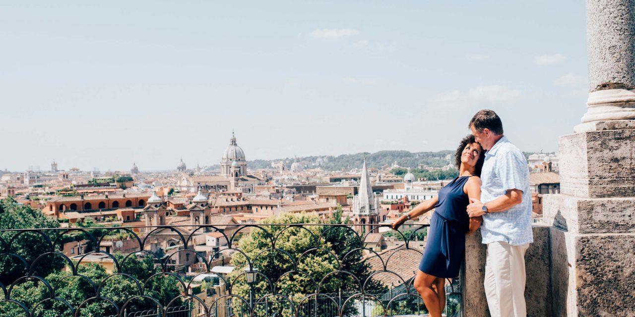 A Beautiful Italian Honeymoon Rich With History