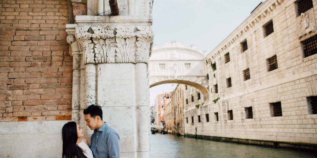 Roaming the Romantic Streets of Venice