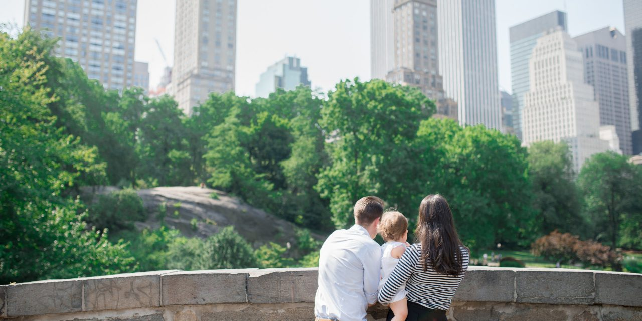 10 Things to Do in Central Park with Little Travellers