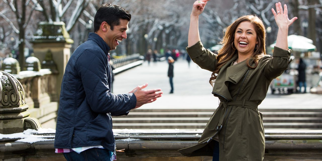 50 Surprise Proposal Reactions Guaranteed to Melt Your Heart!