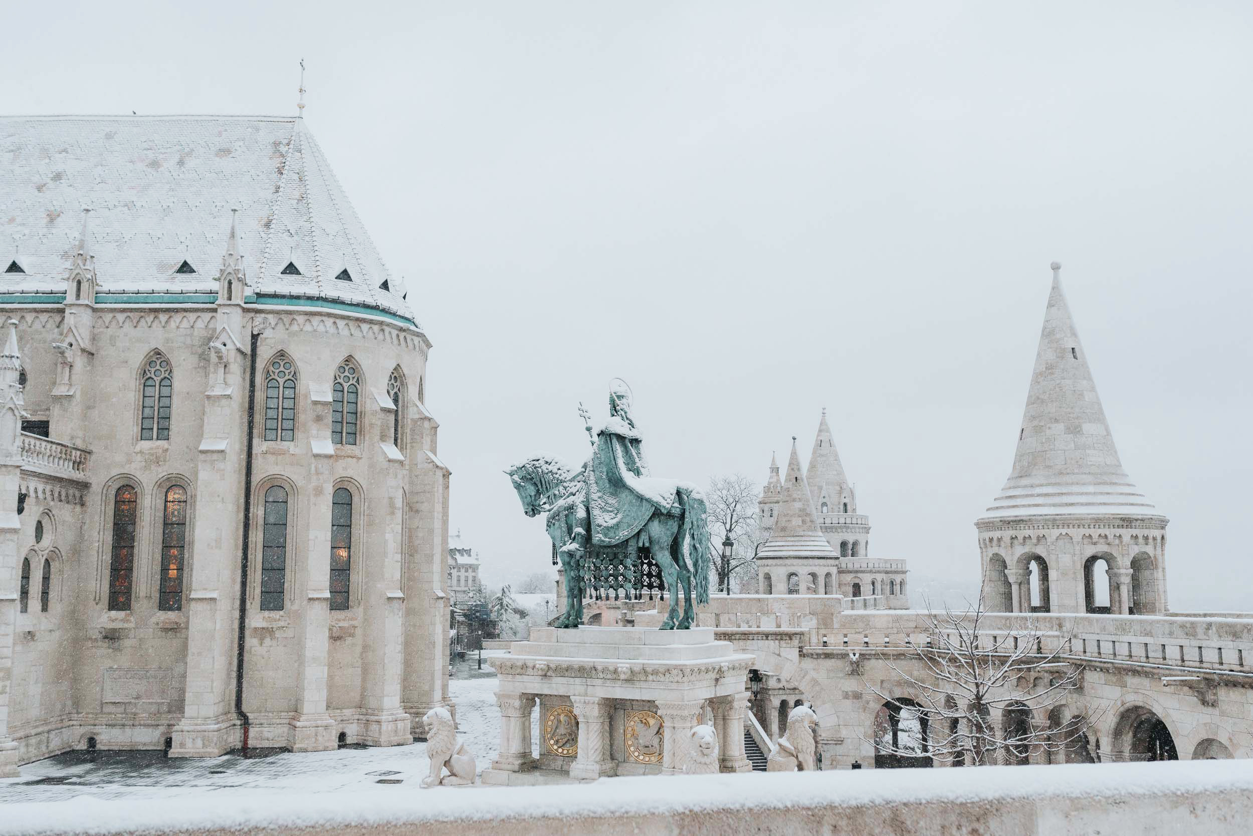 7 Reasons to Visit Budapest This Winter