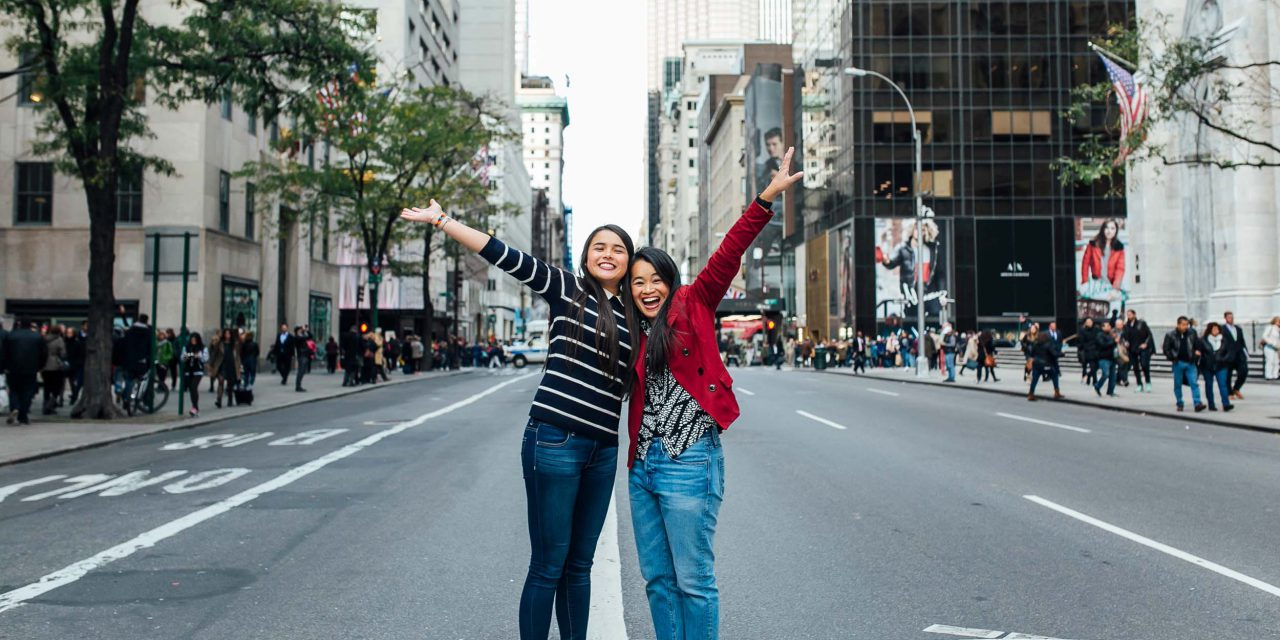 Celebrating With A Mother-Daughter Trip to NYC