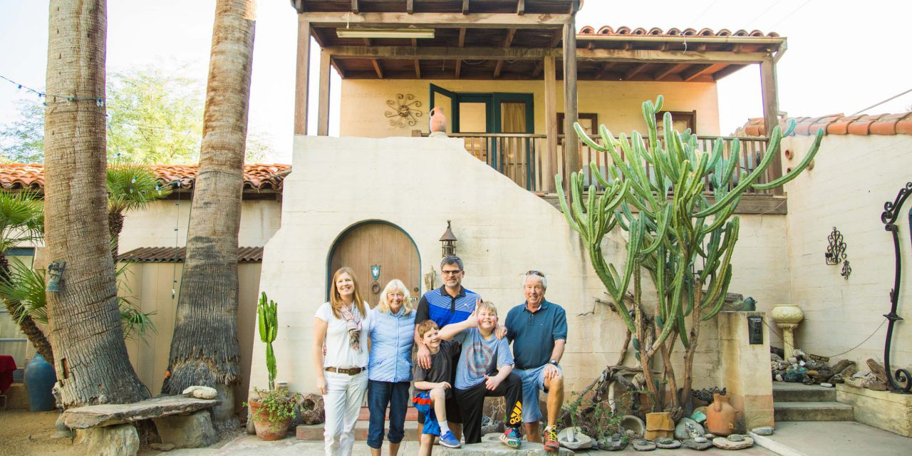 Capturing Family Memories in Palm Springs