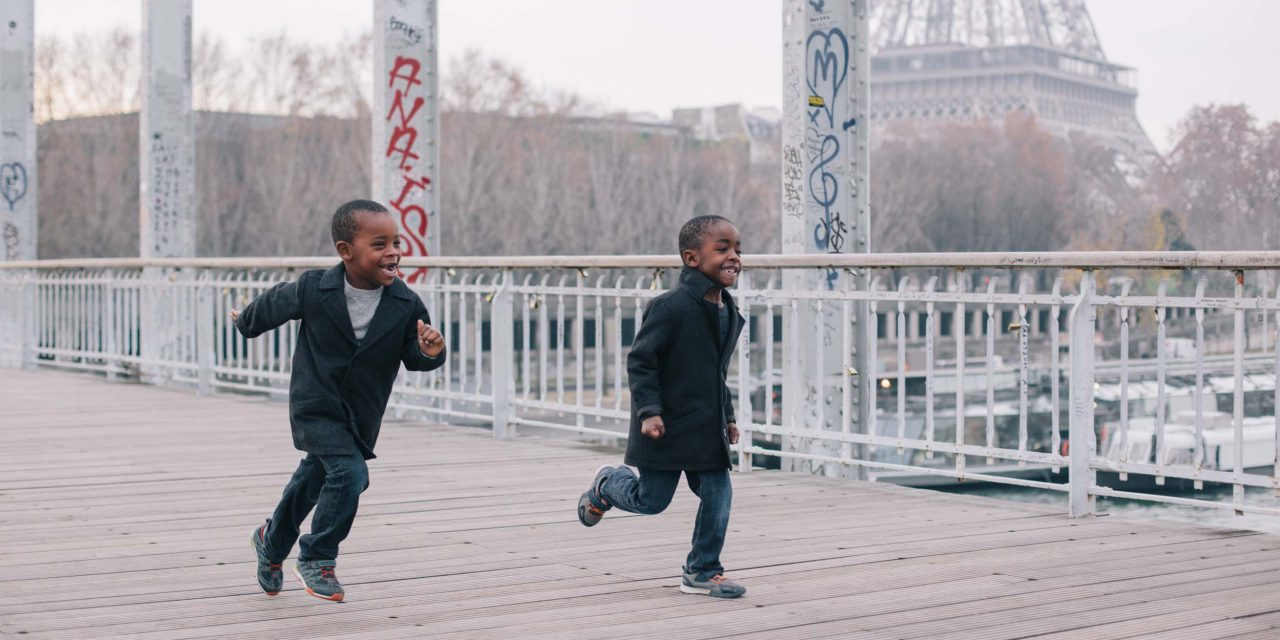 Sharing the Magic of Paris With Tiny Travellers