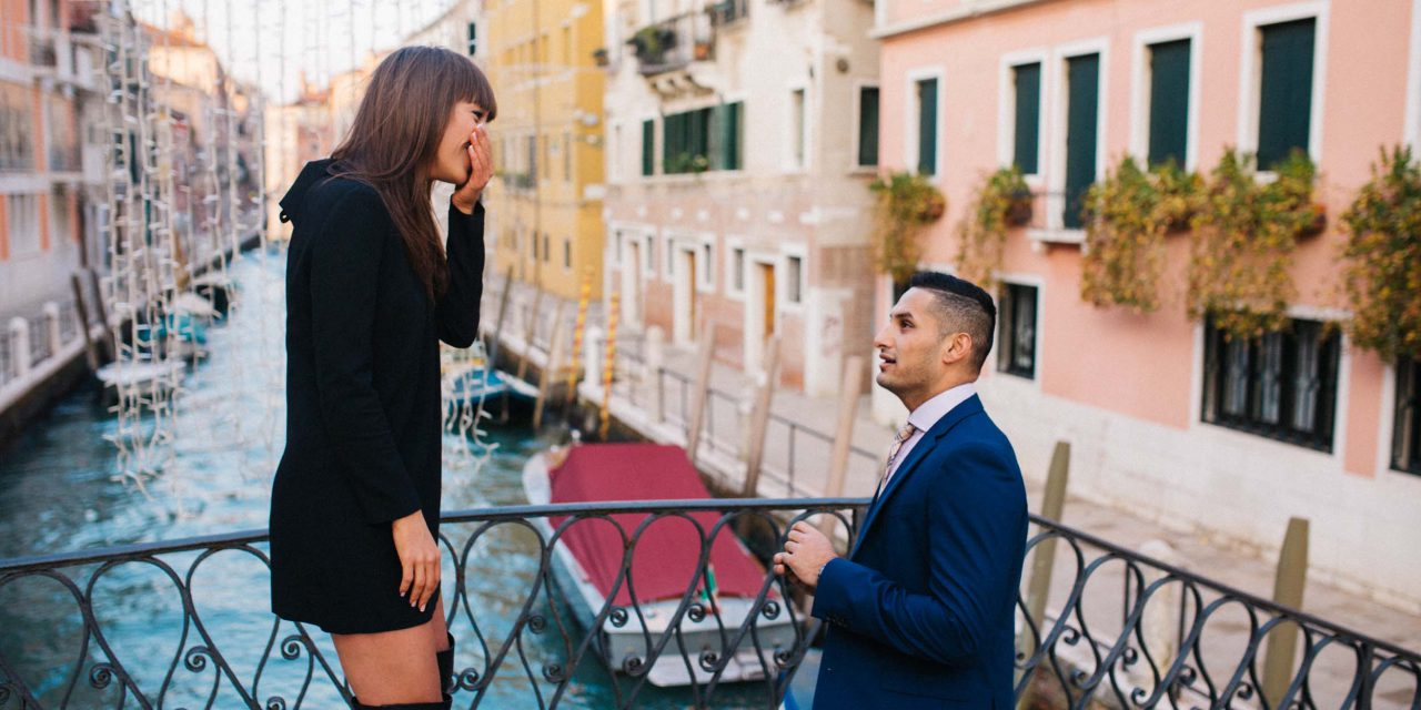 Planning a Proposal in One of the Most Romantic Cities in the World