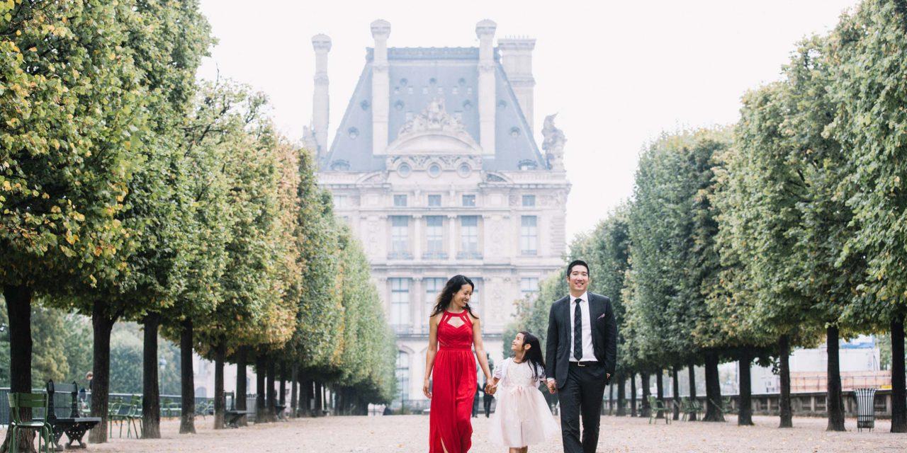 Paris Memories, 10 Years in the Making