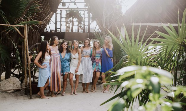 The Perfect Place for a Beach Bachelorette Party